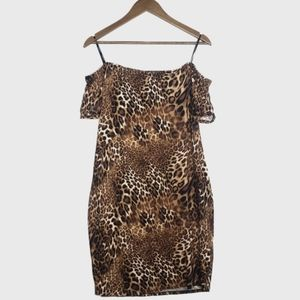 Forever 21 Animal print Dress
